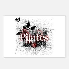 PIlates Leaves of Grass by Svelte.biz Postcards (P