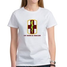 SSI - 1st Medical Bde with Text Tee