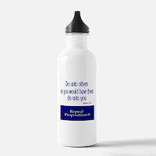 Repeal Prop 8 Water Bottle