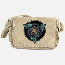 The Triquetra Messenger Bag