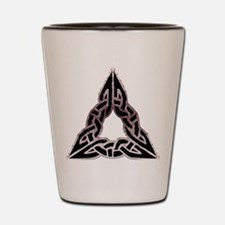 Trinitarian Celtic Knot Shot Glass