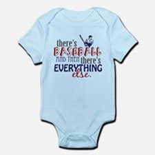 Baseball is Everything Infant Bodysuit