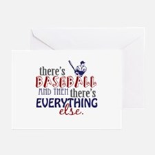 Baseball is Everything Greeting Cards (Pk of 20)