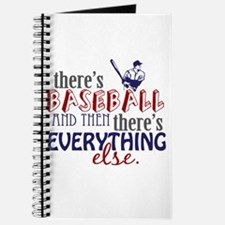 Baseball is Everything Journal
