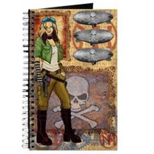 Airship piratess Journal