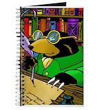 Mole Journals & Spiral Notebooks