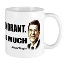 Reagan Quote - Liberals know so much that isn't so