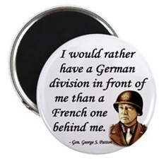 Patton Quote - German division in front of me 2.25