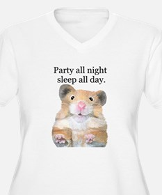 Party All Night T-Shirt