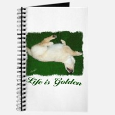 Life is Golden Puppy Journal