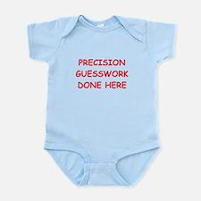 funny genius jokes Infant Bodysuit
