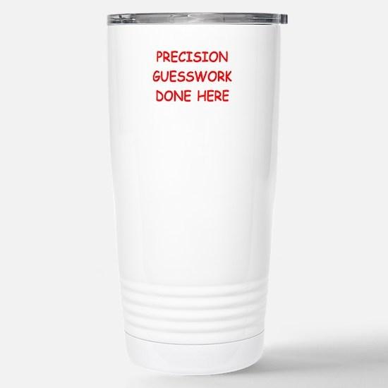 funny genius jokes Stainless Steel Travel Mug