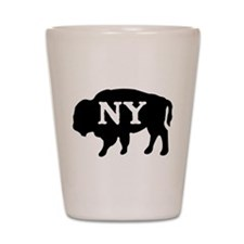Buffalo New York Shot Glass