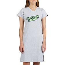 Nerdy Women's Nightshirt