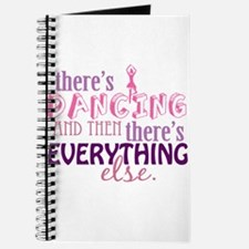 Dancing is Everything Journal