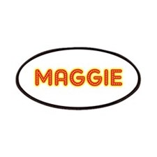 Maggie in Movie Lights Patches