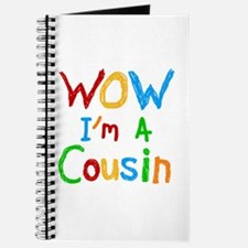 WOW I'm a Cousin Journal
