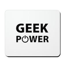 Geek Power Mousepad