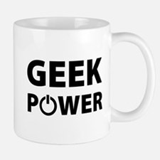 Geek Power Small Small Mug