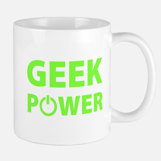 Geek Power Mug