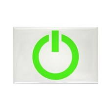 Geek Power Rectangle Magnet (100 pack)