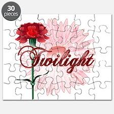 Twilight Flowers by Twidaddy.com Puzzle