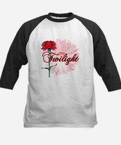 Twilight Flowers by Twidaddy.com Tee