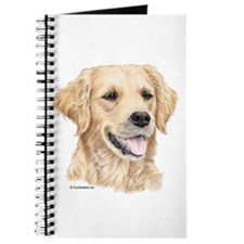 Golden Retriever Journal