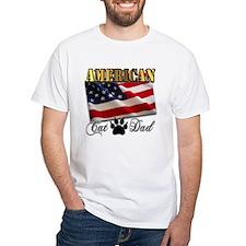 American Cat Dad Shirt