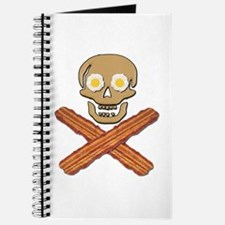 Food Pirate Bacon Eggs Journal