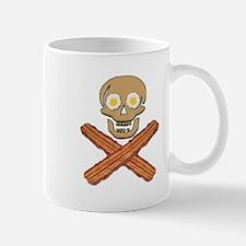 Food Pirate Bacon Eggs Mug