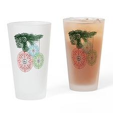Ho Ho Holmium Drinking Glass