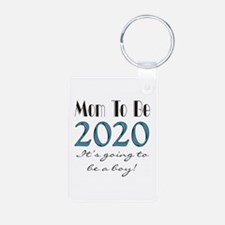 2017 Future Mom of Boy Keychains
