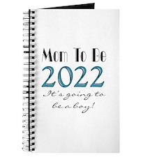 2012 Future Mom of Boy Journal
