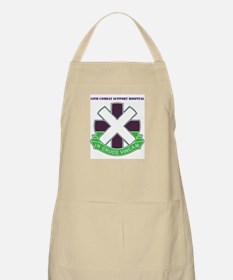 DUI - 10th Combat Support Hospital with Text Apron