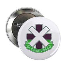 """DUI - 10th Combat Support Hospital 2.25"""" Button (1"""
