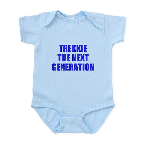 Trekkie Infant Bodysuit