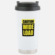 Wide Load (Fat) Travel Mug