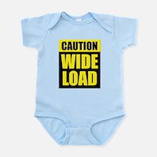 Wide Load (Fat) Infant Bodysuit