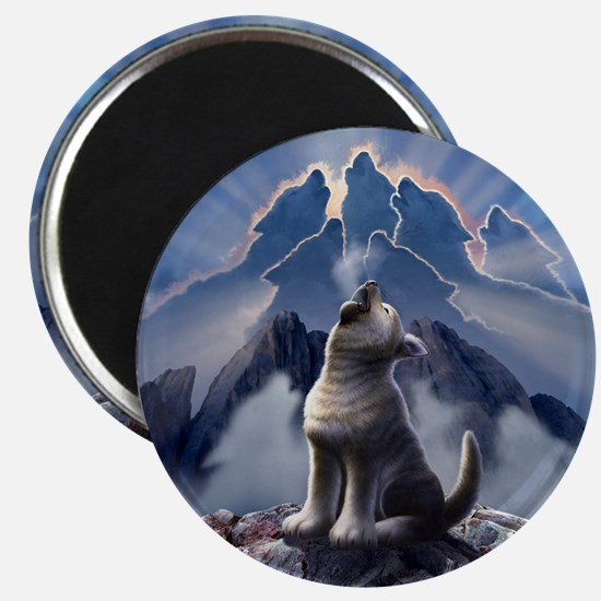 "Leader of the Pack 2.25"" Magnet (10 pack)"