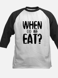 When Do We Eat? Tee