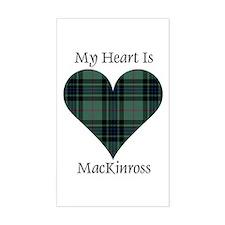 Heart - MacKinross Decal