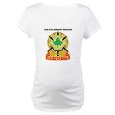 DUI -4th Sustainment Bde with Text Shirt