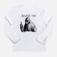 BELIEVE THIS! Long Sleeve Infant T-Shirt