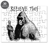 Bigfoot Puzzles