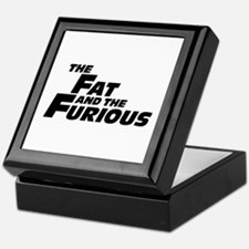 The Fat and the Furious Keepsake Box