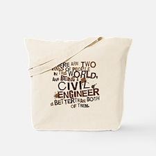 Civil Engineer (Funny) Gift Tote Bag