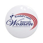 KCDW Ornament (Round)