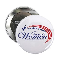 """KCDW 2.25"""" Button (100 pack)"""