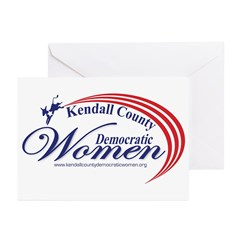 KCDW Greeting Cards (Pk of 20)